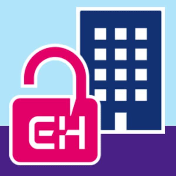 Logo eHerkenning vierkant